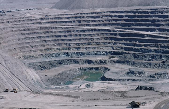 Chuquicamata, Chile 1984